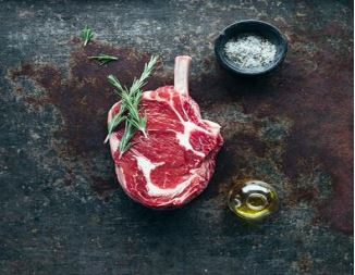 Delicious sous vide ribeye recipe