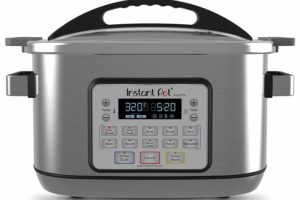 Instant Pot Sous Vide Machine: 8 Qt Aura Pro Multi-Use